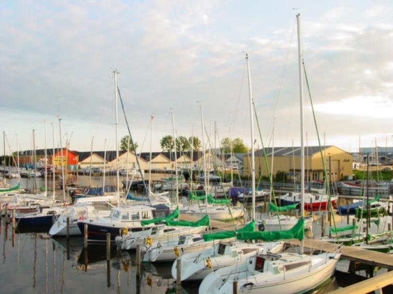 jachthaven Lemmer